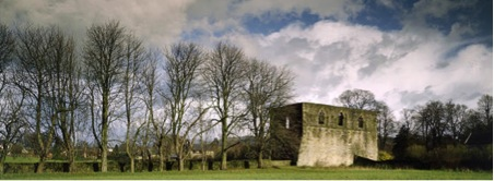Ruins of Whalley Abbey