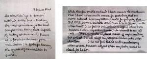 Alwyne Walmsley Letters