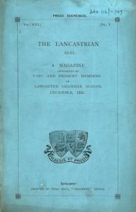Lancastrian Magazine