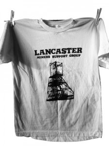 Miners Support T-shirt
