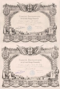 Crossley Certificates