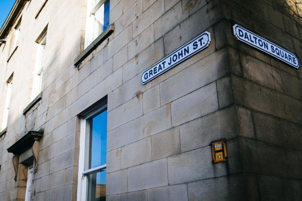 Great john Street
