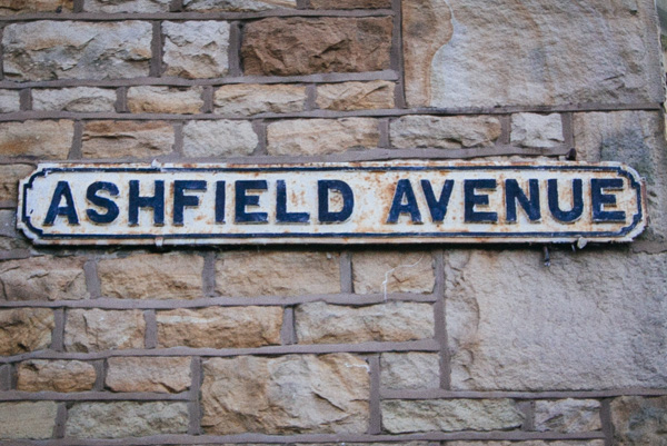 Ashfield Avenue