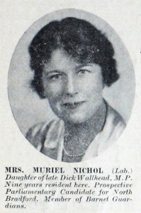 Muriel Nichol
