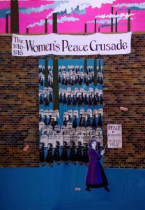 Women's Peace Crusade Poster