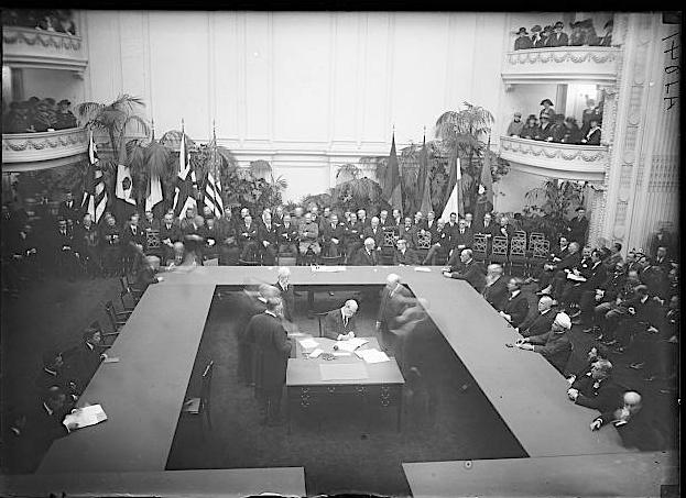 The Washington Naval Disarmament Conference Harris & Ewing Collection (Library of Congress)