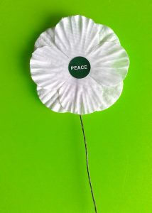 The Peace Pledge Union took over the production of the white poppy in 1936
