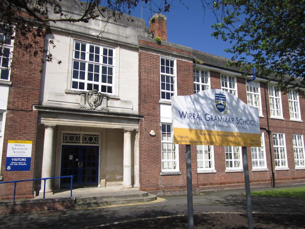 Wirral Grammar School for Boys Rept0n1x