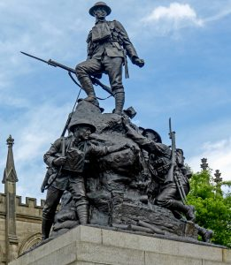 Oldham War Memorial Tim Green from Bradford
